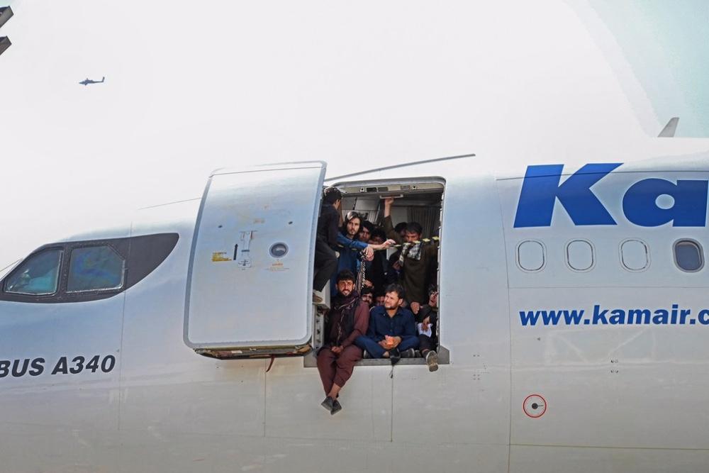Caos em Cabul