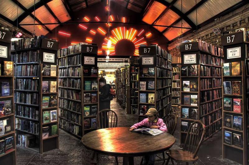 As 10 livrarias mais bonitas do mundo
