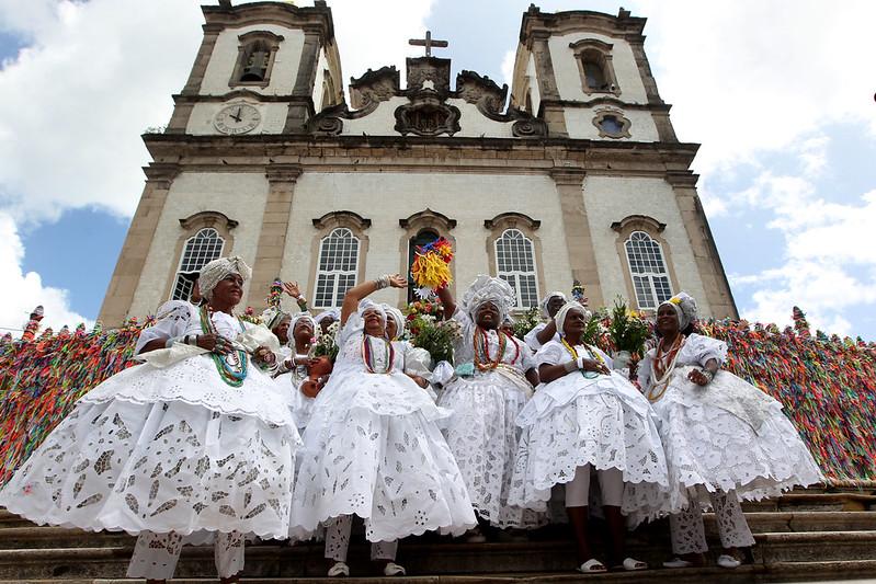Festa do Senhor do Bonfim em Salvador - BA