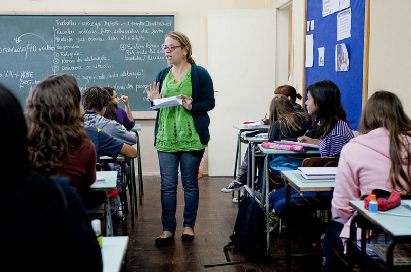 A proposta prevê que professores universitários com dedicação exclusiva sejam remunerados por sua atuação prática em atividades ligadas à área de formação - Camila Domingues/Palácio Piratini