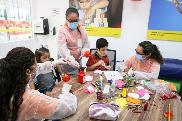 Projeto de atendimento a crianças do espectro autista no Pará - (Foto: Bruno Cecim/Agência Pará)
