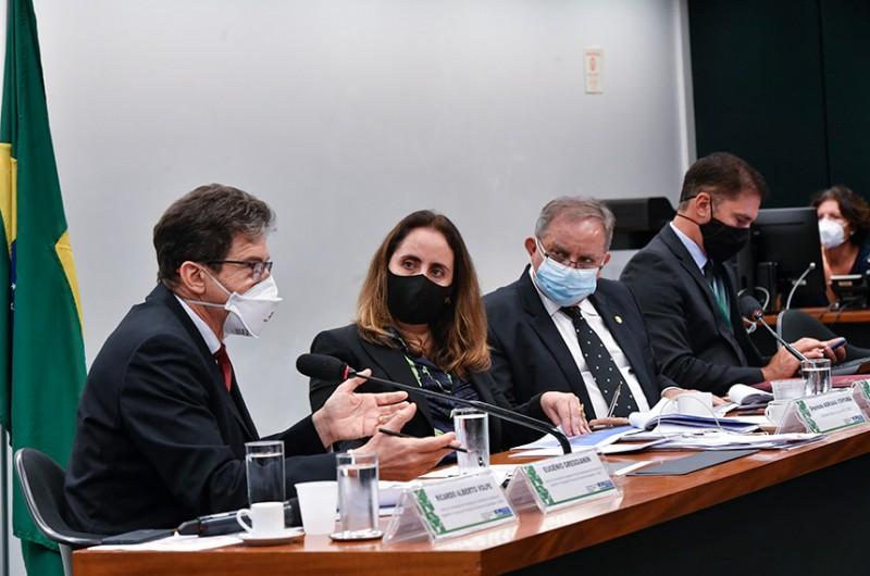 O assunto foi debatido nesta quinta-feira durante audiência na Comissão Mista de Orçamento (CMO) - Leopoldo Silva/Agência Senado