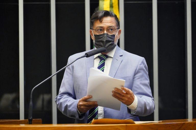 Eduardo Barbosa, autor do projeto de lei - (Foto: Pablo Valadares/Câmara dos Deputados)