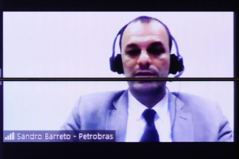 Sandro Barreto: Petrobras busca evitar repasse ao mercado da volatilidade dos preços - (Foto: Cleia Viana/Câmara dos Deputados)