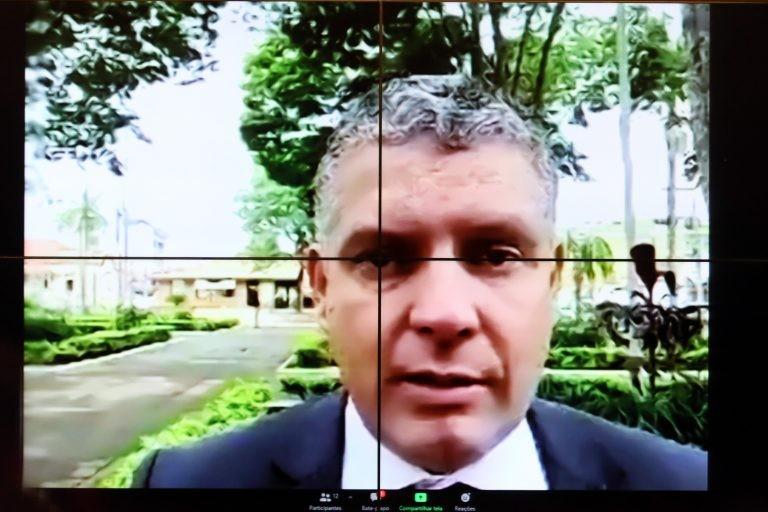 Dr. Frederico: idosos já são mais de 30 milhões no Brasil - (Foto: Gustavo Sales/Câmara dos Deputados)