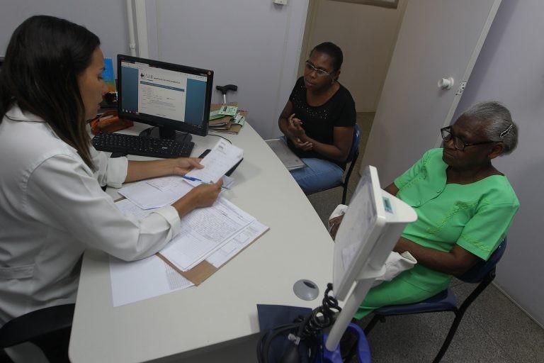 Proposta pretende integrar os dados sobre a saúde do paciente - (Foto: Elói Corrêa/Governo da Bahia)