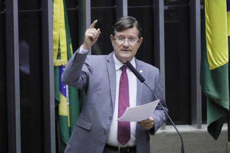 José Ricardo é relator da proposta - (Foto: Luis Macedo/Câmara dos Deputados)