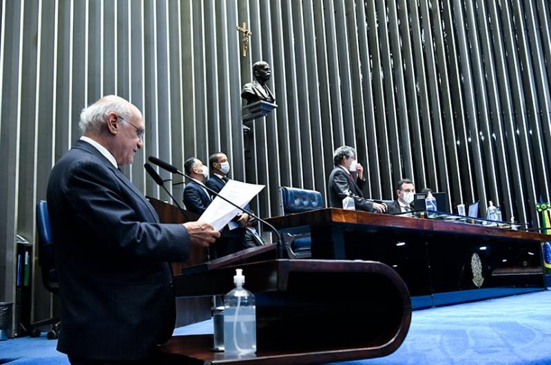 O autor do projeto que deu origem à frente é o senador Lasier Martins - Waldemir Barreto/Agência Senado