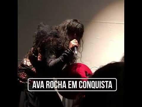 Ava Rocha na Mostra Cinema Conquista