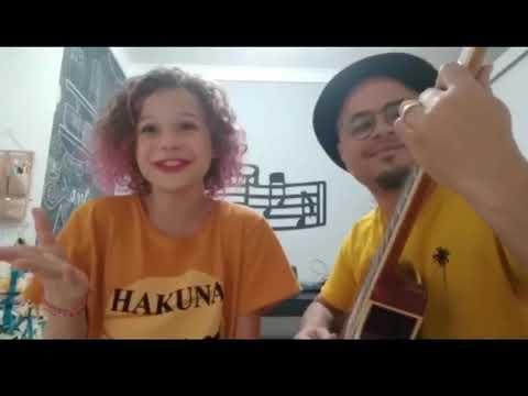 Analu canta Chazinho com biscoito, de Vander Lee